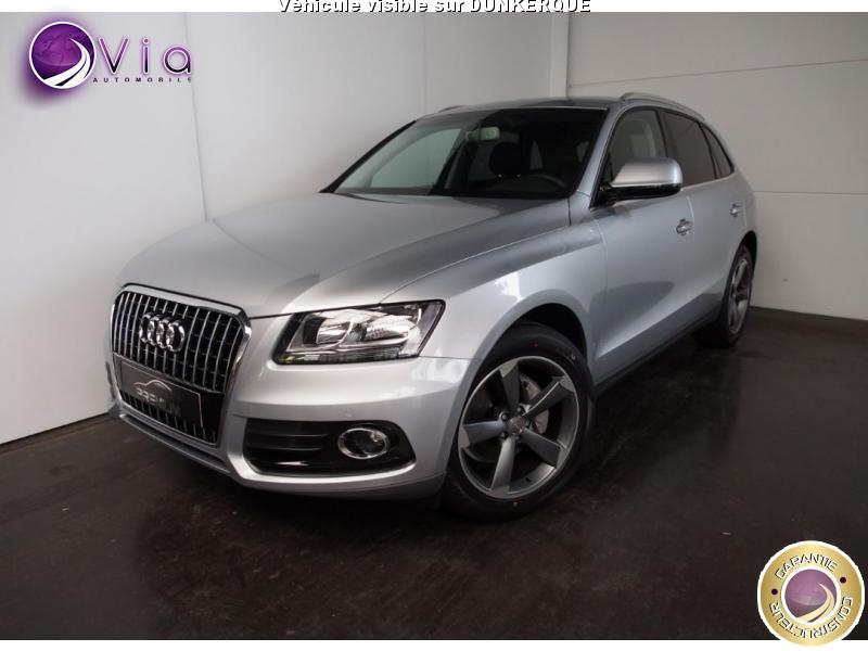 voiture audi q5 2 0 tdi 150 advanced 100kms occasion. Black Bedroom Furniture Sets. Home Design Ideas