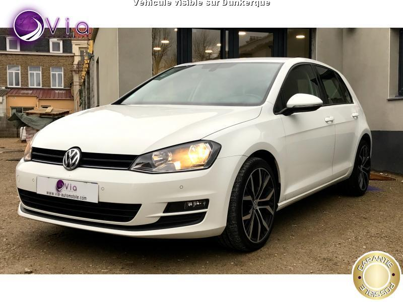 voiture volkswagen golf occasion diesel 2013 81500 km 14490 dunkerque nord. Black Bedroom Furniture Sets. Home Design Ideas