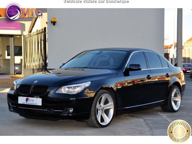voiture bmw s rie 5 occasion diesel 2008 94500 km 17990 dunkerque nord 992735936120. Black Bedroom Furniture Sets. Home Design Ideas