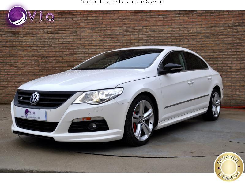 voiture volkswagen passat passat cc v6 300 dsg 6 occasion essence 2010 49500 km. Black Bedroom Furniture Sets. Home Design Ideas