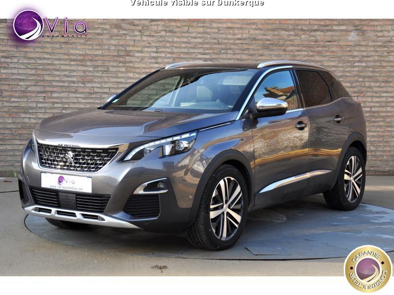 voiture peugeot 3008 occasion diesel 2016 1500 km. Black Bedroom Furniture Sets. Home Design Ideas