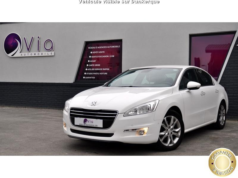 voiture peugeot 508 occasion diesel 2011 89000 km. Black Bedroom Furniture Sets. Home Design Ideas