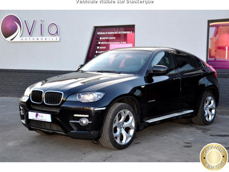 voiture bmw x6 occasion diesel 2008 152300 km. Black Bedroom Furniture Sets. Home Design Ideas