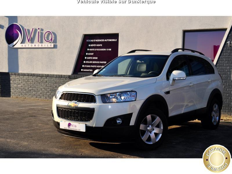 voiture chevrolet captiva occasion diesel 2012 71500 km 16490 dunkerque nord. Black Bedroom Furniture Sets. Home Design Ideas