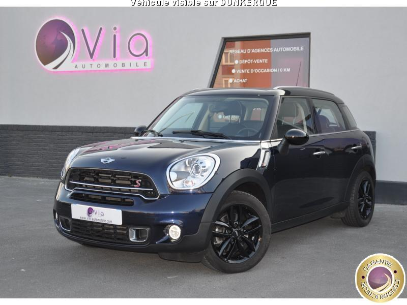 voiture austin mini occasion diesel 2015 29000 km. Black Bedroom Furniture Sets. Home Design Ideas