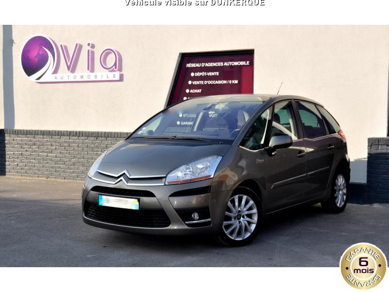 voiture citro n c4 picasso occasion diesel 2008 137000 km 6990 dunkerque nord. Black Bedroom Furniture Sets. Home Design Ideas