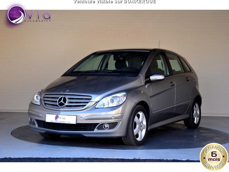 voiture mercedes classe b b 180 cdi cvt 53300kms occasion. Black Bedroom Furniture Sets. Home Design Ideas