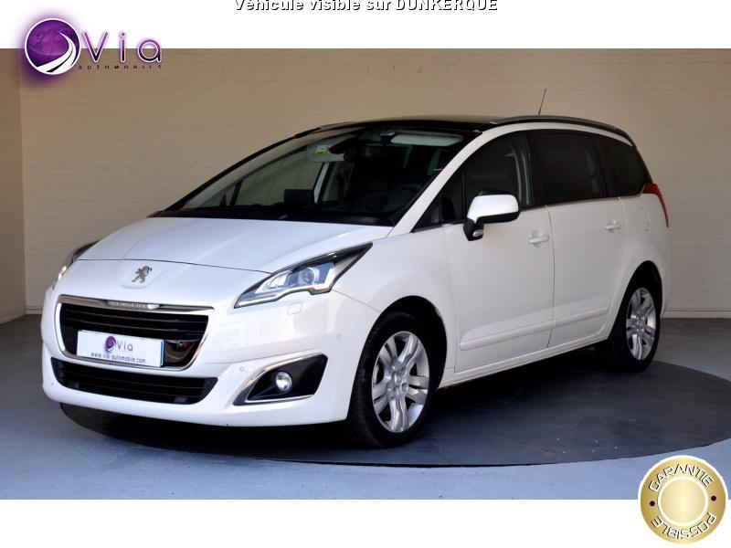 voiture peugeot 5008 peugeot 5008 1 6 bluehdi 120 allure x occasion 2015 36000 km 20000. Black Bedroom Furniture Sets. Home Design Ideas