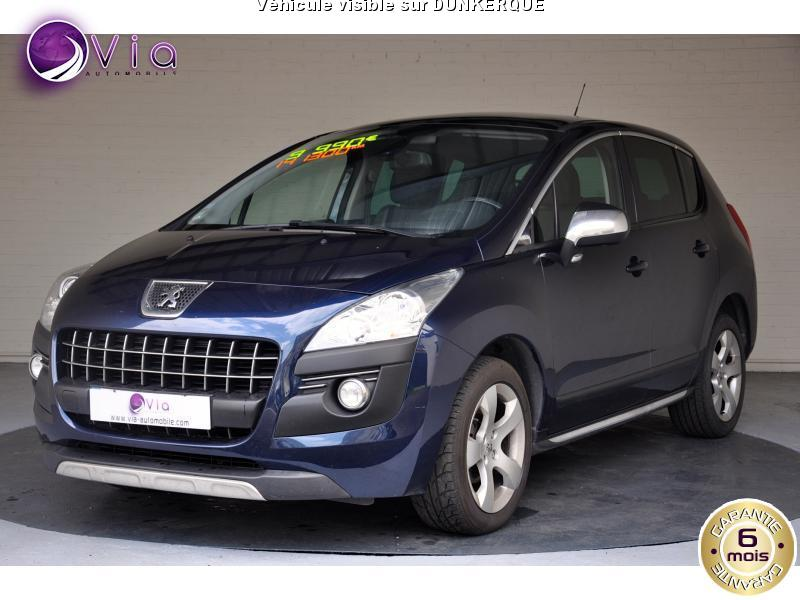 voiture peugeot 3008 1 6 hdi 112 premium pack occasion diesel 2011 142000 km 8490. Black Bedroom Furniture Sets. Home Design Ideas