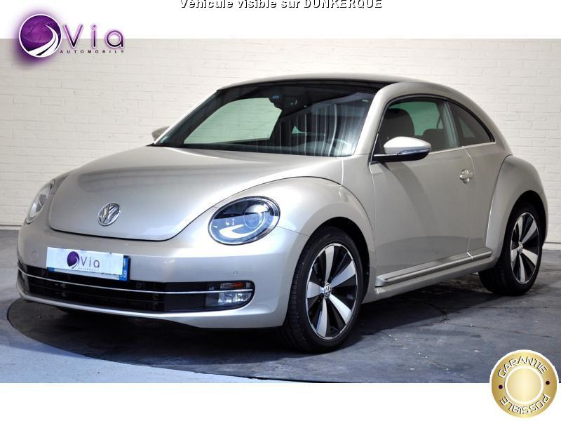 coccinelle cabriolet tdi 105 couture