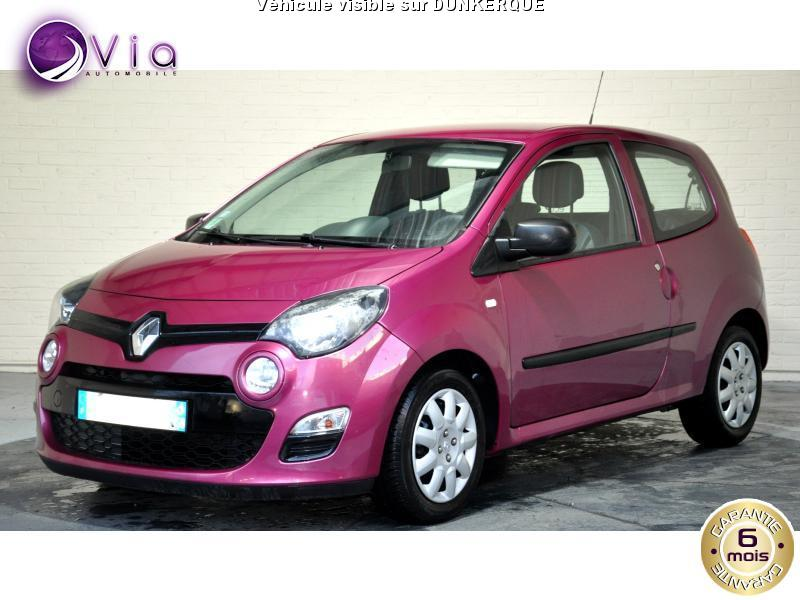 voiture renault twingo 75 authentique occasion essence 2012 62500 km 5490. Black Bedroom Furniture Sets. Home Design Ideas