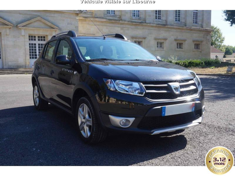 voiture dacia sandero occasion diesel 2014 49500 km. Black Bedroom Furniture Sets. Home Design Ideas