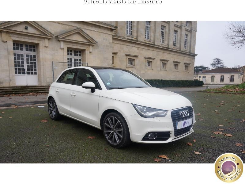 voiture audi a1 occasion diesel 2013 72000 km 17490 libourne gironde 992735552500. Black Bedroom Furniture Sets. Home Design Ideas