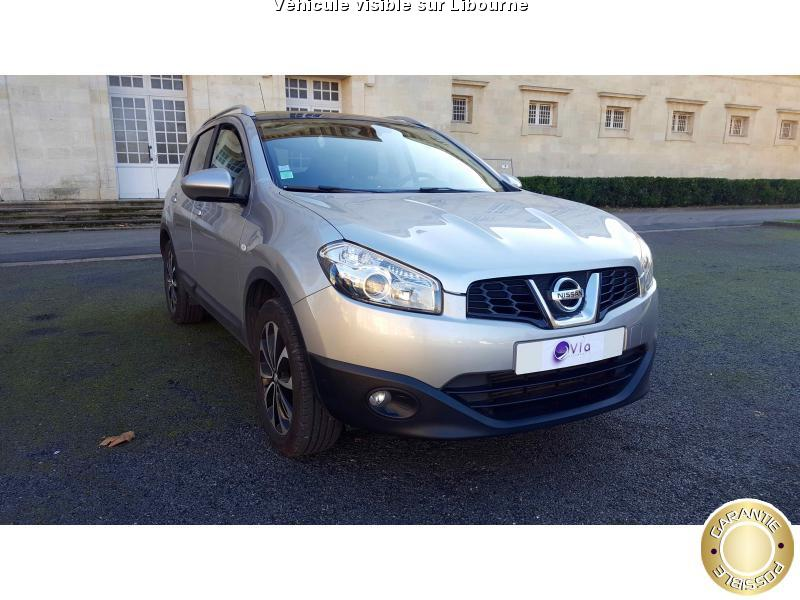 voiture nissan qashqai occasion diesel 2011 90400 km. Black Bedroom Furniture Sets. Home Design Ideas