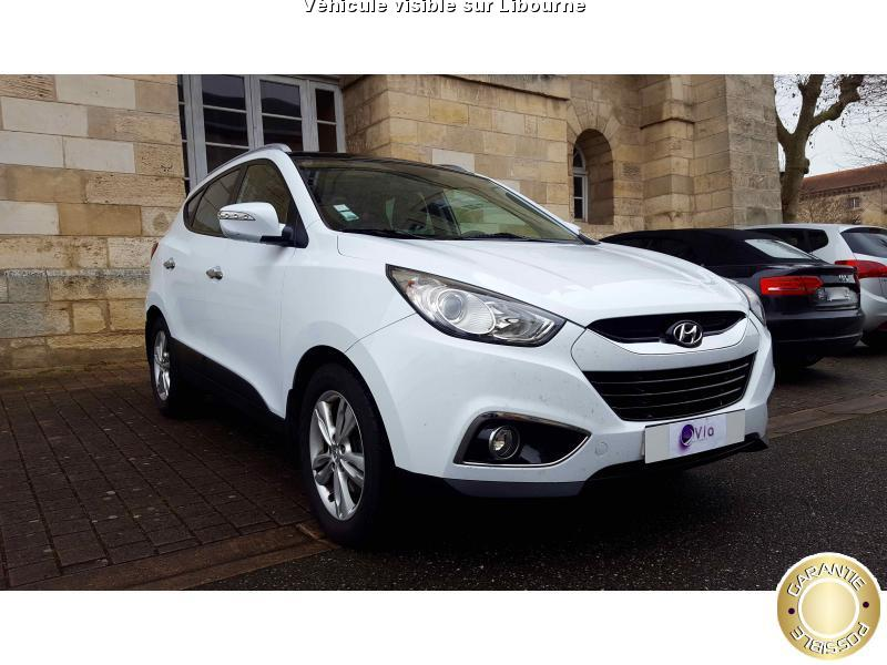 voiture hyundai ix35 occasion diesel 2011 78000 km 12990 libourne gironde 992735820019. Black Bedroom Furniture Sets. Home Design Ideas