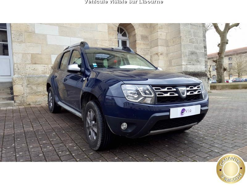 voiture dacia duster occasion diesel 2014 85000 km 12900 libourne gironde 992735879669. Black Bedroom Furniture Sets. Home Design Ideas