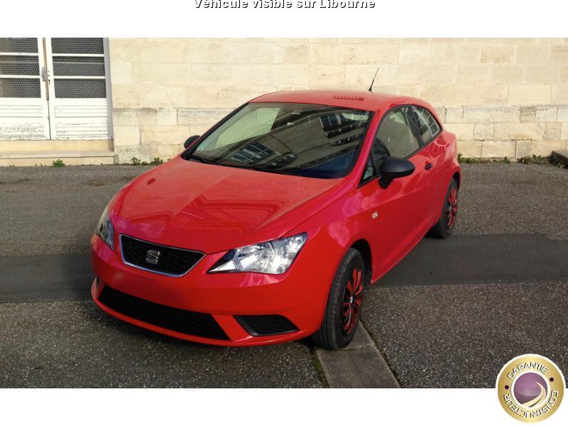 voiture seat ibiza sc 75 sc 2008 coupe occasion essence 2015 8900 km 8990. Black Bedroom Furniture Sets. Home Design Ideas