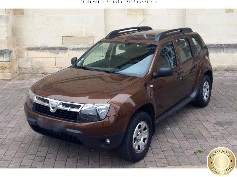 voiture dacia duster occasion diesel 2011 116000 km. Black Bedroom Furniture Sets. Home Design Ideas