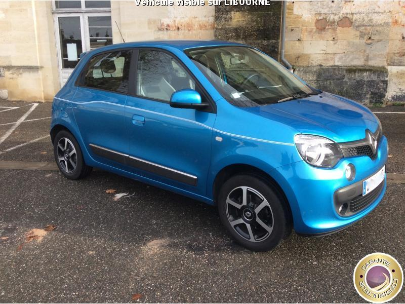 voiture renault twingo 1 0 sce 70 intens camera gps occasion essence 2015 31500 km 8990. Black Bedroom Furniture Sets. Home Design Ideas