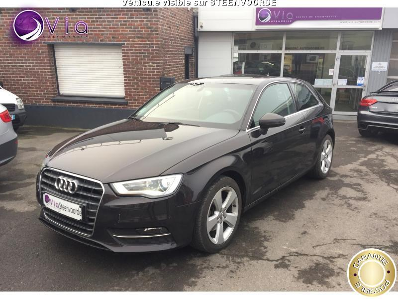 voiture audi a3 2 0 tdi 150 bv s tronic coupe busine occasion diesel 2014 93500 km. Black Bedroom Furniture Sets. Home Design Ideas