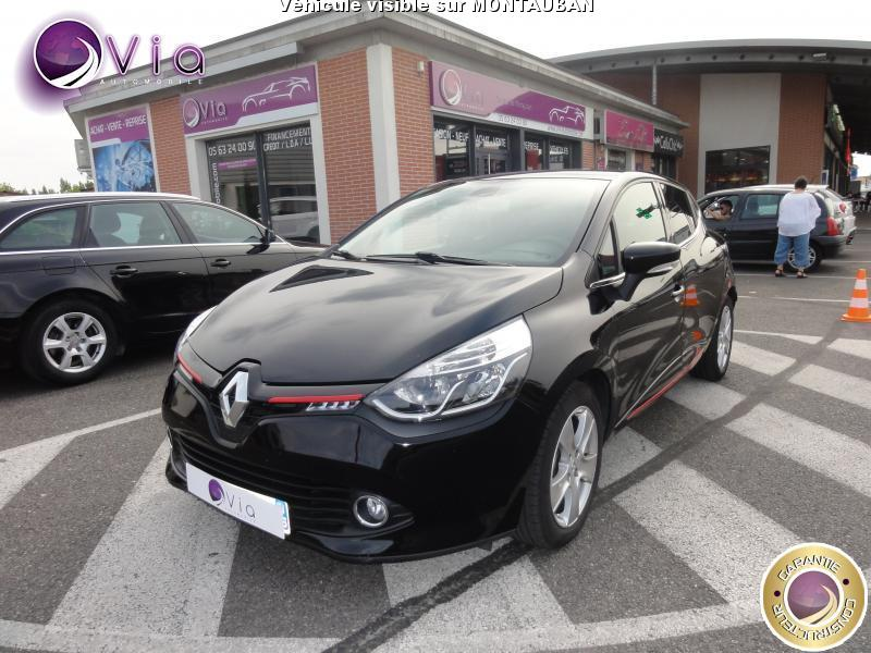 voiture renault clio iv occasion diesel 2013 58300. Black Bedroom Furniture Sets. Home Design Ideas