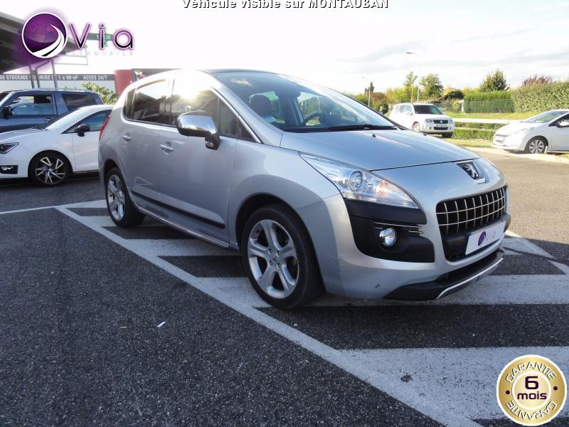 voiture peugeot 3008 2 0 hdi 16v fap 163 bva f line occasion diesel 2012 90000 km. Black Bedroom Furniture Sets. Home Design Ideas