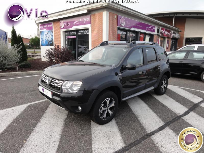 voiture dacia duster 1 5 dci 110 4x4 explorer camera occasion diesel 2017 50 km. Black Bedroom Furniture Sets. Home Design Ideas