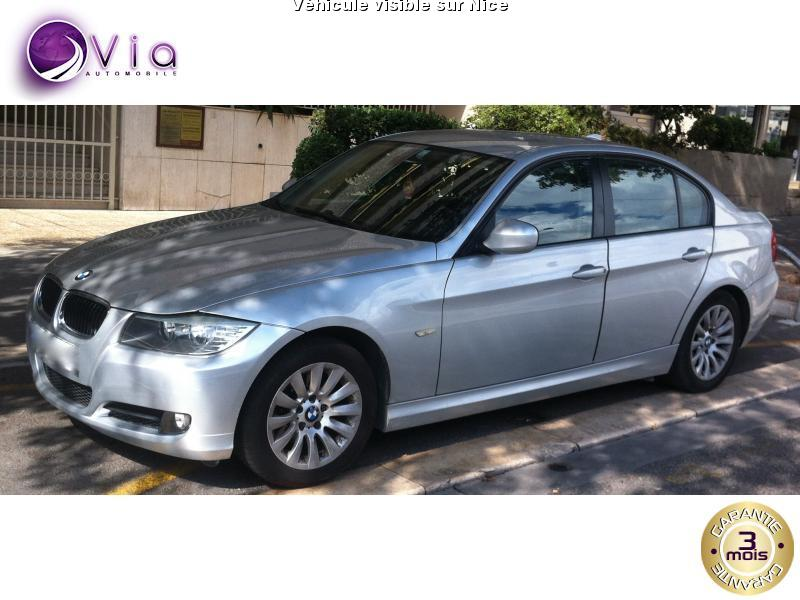 voiture bmw s rie 3 occasion 2009 150000 km 9990 nice alpes maritimes 992734338714. Black Bedroom Furniture Sets. Home Design Ideas