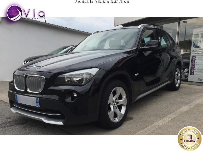 voiture bmw x1 occasion diesel 2011 74800 km 17900. Black Bedroom Furniture Sets. Home Design Ideas