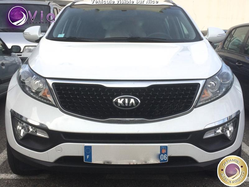 voiture kia sportage occasion diesel 2015 17000 km. Black Bedroom Furniture Sets. Home Design Ideas