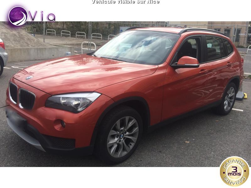 voiture bmw x1 sdrive 16d 116 ch e84 lci executive occasion diesel 2013 83000 km 14990. Black Bedroom Furniture Sets. Home Design Ideas