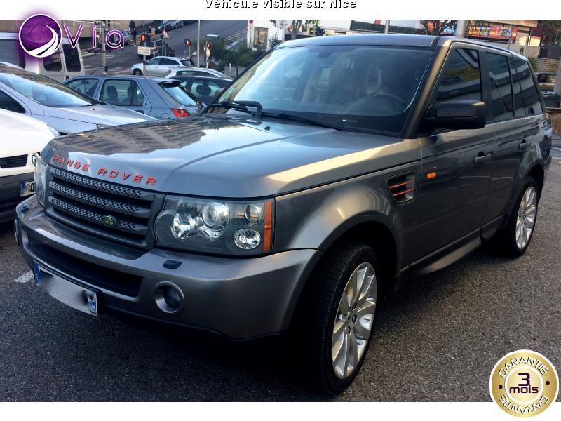 voiture land rover range rover occasion diesel 2007 133000 km 18990 nice alpes. Black Bedroom Furniture Sets. Home Design Ideas