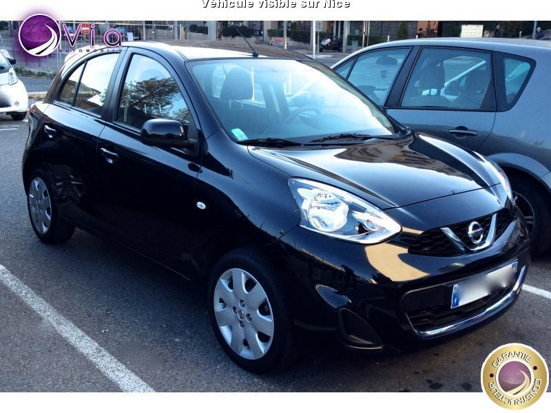 voiture nissan micra occasion essence 2014 17850 km 8990 nice alpes maritimes. Black Bedroom Furniture Sets. Home Design Ideas