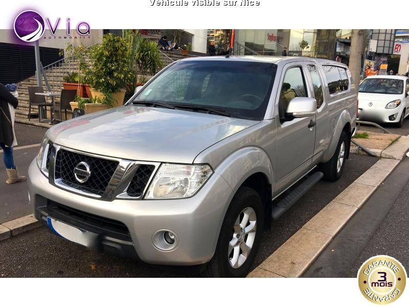 voiture nissan navara occasion diesel 2014 65000 km 18990 nice alpes maritimes. Black Bedroom Furniture Sets. Home Design Ideas
