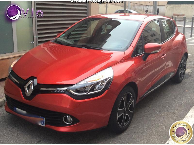 voiture renault clio occasion diesel 2015 55400 km 10450 nice alpes maritimes. Black Bedroom Furniture Sets. Home Design Ideas