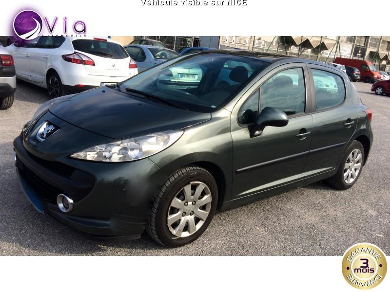voiture peugeot 207 occasion diesel 2008 84600 km 5990 nice alpes maritimes. Black Bedroom Furniture Sets. Home Design Ideas