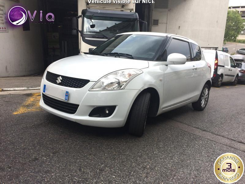 voiture suzuki swift 1 2 vvt avantage occasion essence 2013 49500 km 9450 nice. Black Bedroom Furniture Sets. Home Design Ideas