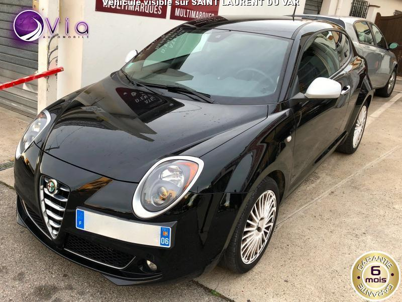 voiture alfa romeo mito mito twinair sprint 105 cv s. Black Bedroom Furniture Sets. Home Design Ideas