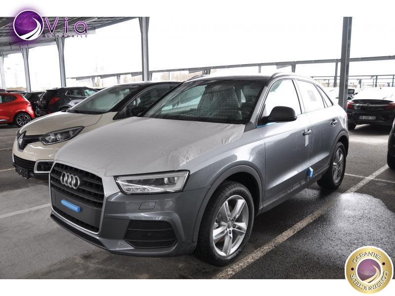 voiture audi q3 occasion diesel 2016 15 km 33990. Black Bedroom Furniture Sets. Home Design Ideas