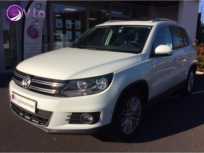 voiture volkswagen tiguan 2 0 tdi cup 1 re main occasion diesel 2014 65000 km 21490. Black Bedroom Furniture Sets. Home Design Ideas