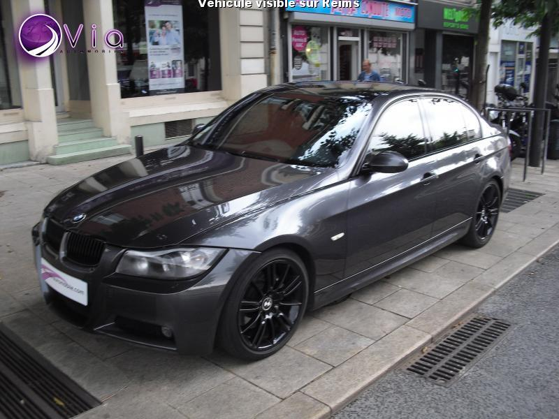 voiture bmw s rie 3 occasion diesel 2007 167256 km. Black Bedroom Furniture Sets. Home Design Ideas