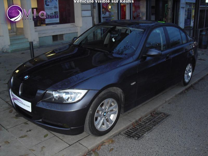 voiture bmw s rie 3 occasion diesel 2008 148545 km 9990 reims marne 992735183838. Black Bedroom Furniture Sets. Home Design Ideas