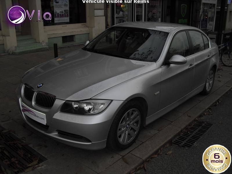 voiture bmw s rie 3 occasion essence 2007 156974 km 11990 reims marne 992735188821. Black Bedroom Furniture Sets. Home Design Ideas