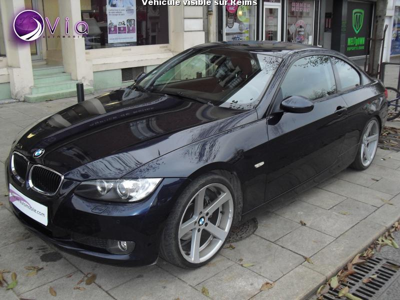 voiture bmw s rie 3 occasion diesel 2007 143780 km 10990 reims marne 992735188822. Black Bedroom Furniture Sets. Home Design Ideas