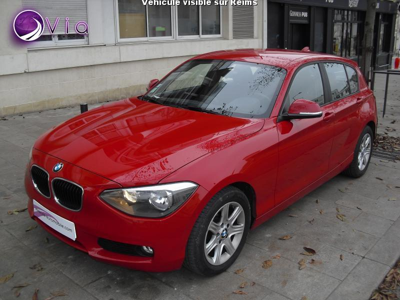 voiture bmw s rie 1 occasion 2012 45978 km 16990 reims marne 992735206801. Black Bedroom Furniture Sets. Home Design Ideas