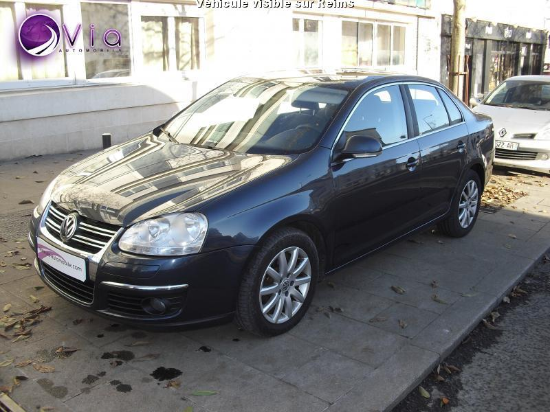 voiture volkswagen jetta occasion diesel 2007 160985 km 5990 reims marne 992735225165. Black Bedroom Furniture Sets. Home Design Ideas