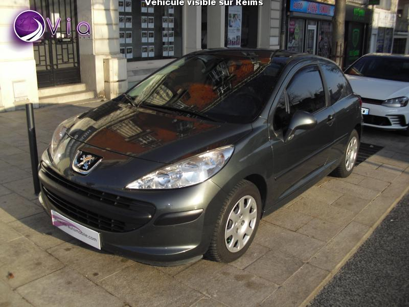 voiture peugeot 207 occasion diesel 2006 138945 km 4690 reims marne 992735521128. Black Bedroom Furniture Sets. Home Design Ideas