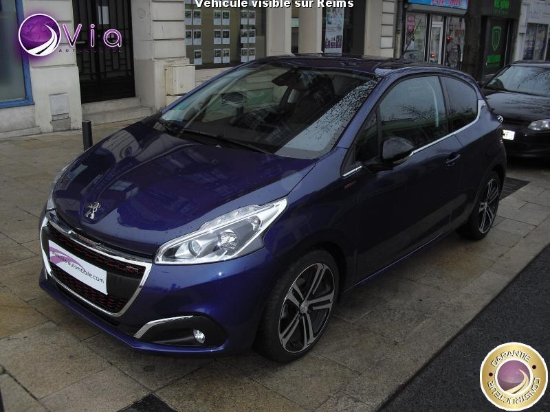 voiture peugeot 208 occasion diesel 2015 14574 km 15990 reims marne 992735676780. Black Bedroom Furniture Sets. Home Design Ideas