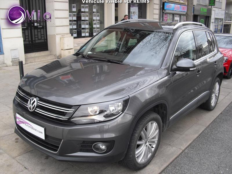 voiture volkswagen tiguan occasion diesel 2013 59458 km 23990 reims marne 992736510987. Black Bedroom Furniture Sets. Home Design Ideas
