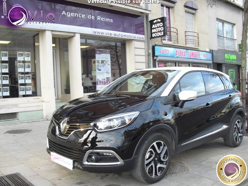 voiture renault captur 1 5 energy dci 90 edc intens occasion diesel 2016 14980 km 15990. Black Bedroom Furniture Sets. Home Design Ideas